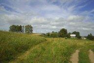 <p>Деревня Котово находится в 3-4 км от д.Вымно. Справа вдали видно братское захоронение.</p>