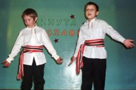 "<p>III место в номинации ""Вокал"": ученики 3 класса Петухов Никитаи Синяков Артем с песней ""Сено молодое...""</p>"
