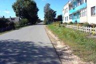 <p>Вид на ул.Витебскую от автобусной остановки.</p>